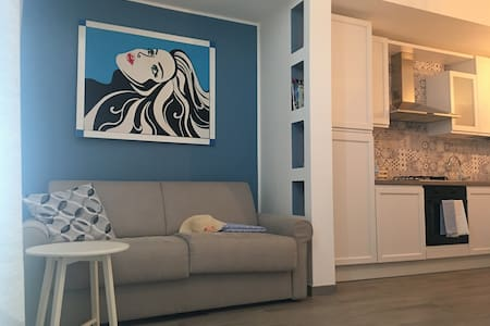 La Casa Azzurra - The blue house