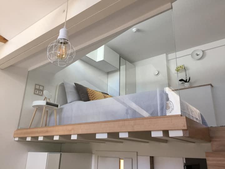 Jolie Apartments Loft 3