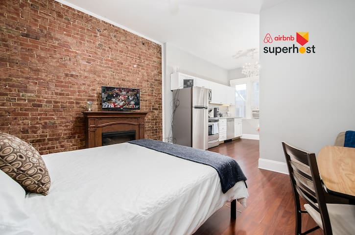 Beautiful High Street Condo In Short North!!