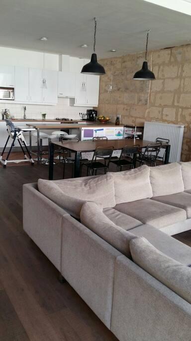Salon Séjour