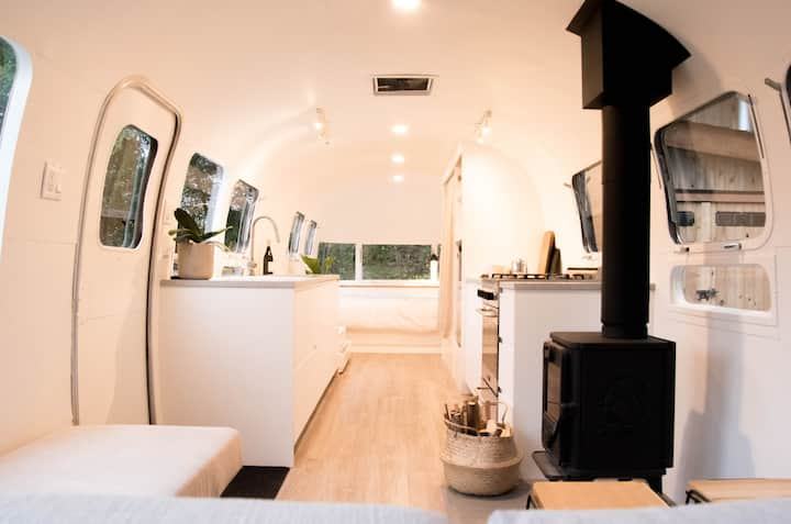 August the Airstream