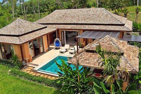 New Deluxe Pool Villa EVA - Ko Yao Noi