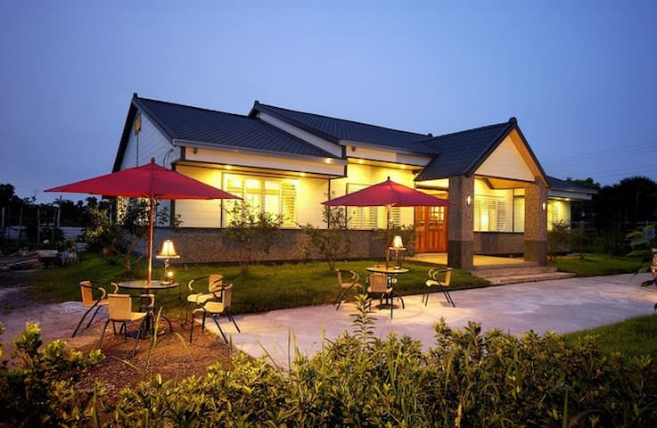 Peaceful & Quiet in Ilan, Taiwan - Dongshan Township - Chalet