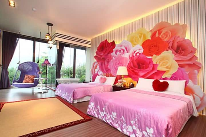 Near Taipei City:Hao Wang Jiao B&B