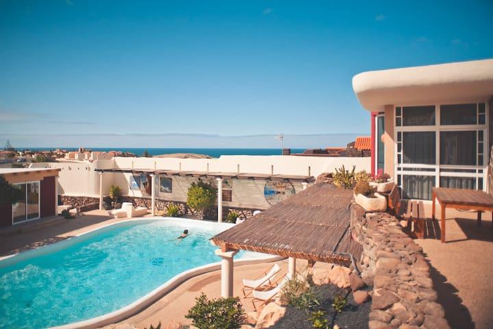 Appartement - Aire - Surf & Yoga Villa