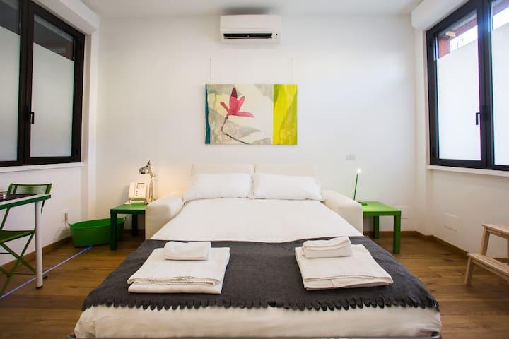 Design Byblos Studio - Via Tartaglia 11 - 米蘭 - 公寓