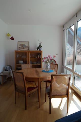Maisonette Wohnung am Rande des Schwarzwalds