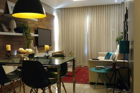Apartamento no coração Boa Viagem - Recife