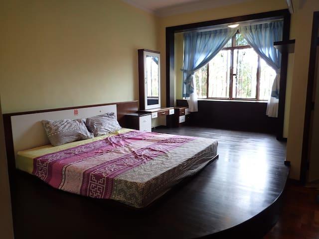 Homestay@Pelangi Indah - Ulu Tiram - Casa