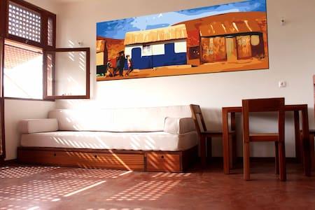 Paz Apartament, Green, Mindelo - Mindelo - Lägenhet