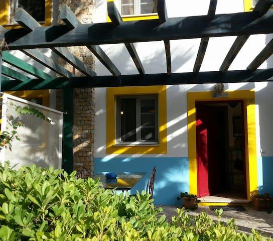 Maison confort & charme à PRAIA VERDE sur l'Océan