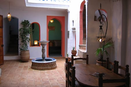 guest house in Morocco Dar Dalia - Chefchaouen