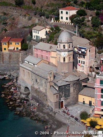 VERNAZZA nice rooms near the sea - Vernazza - Bed & Breakfast