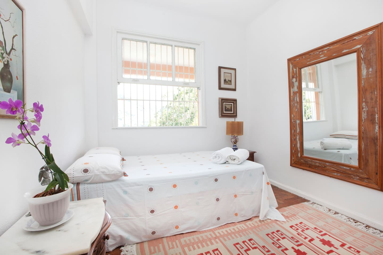 A Classic Carioca Colonial Mansion