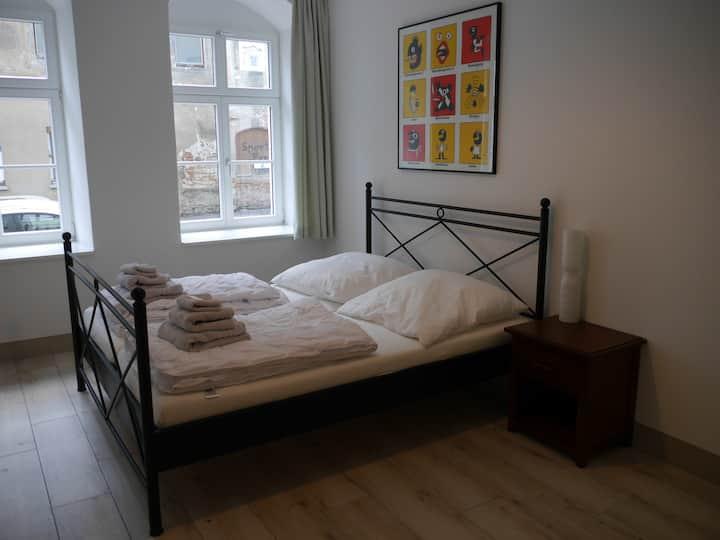 Bürgerhaus Görnische Gasse 33, Bistro-Zimmer