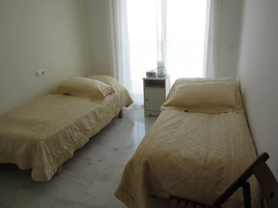 2. bedroom. Outgoing to terrace
