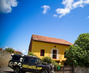 SURFtoLIVE HOUSE - Cantabria - Bed & Breakfast