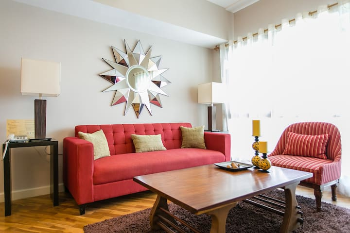 1BR Rockwell for LONGTERM. With Netflix/Firestick