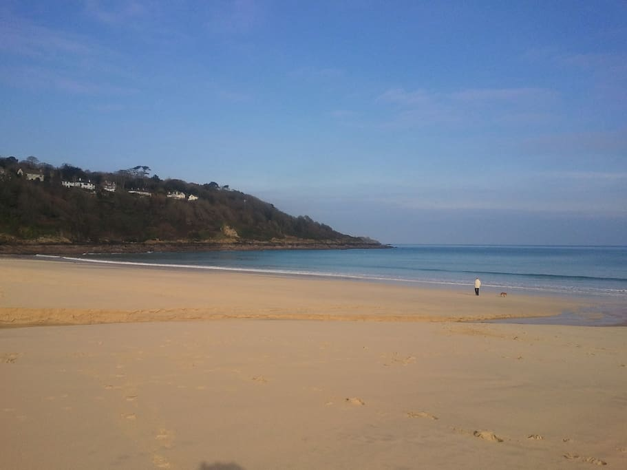 One of our lovely beaches