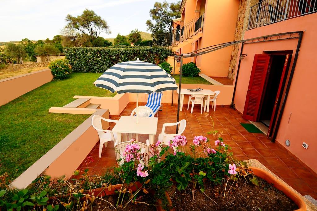 Sardegna san teodoro casa mare appartamenti in affitto for Appartamenti san teodoro privati
