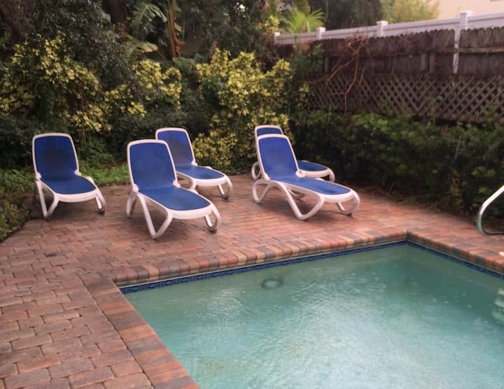 Pure Relaxation: beach, pool, cabana & more