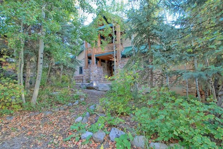 Luxury Mountain Home