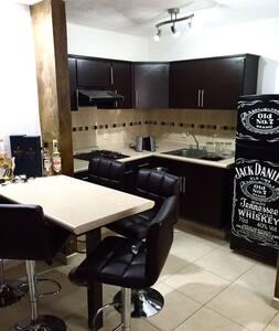 Bonito y renovado departamento en Tepic