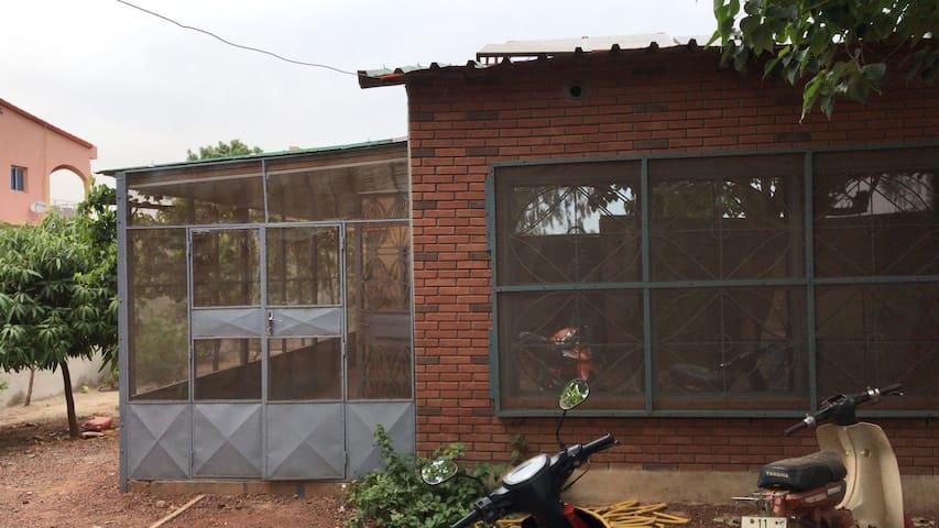 La villa BAOBAB
