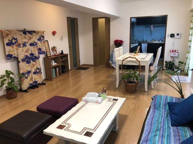 Guest house izumiya  Charter全個室貸切  4名まで同料金,最大10名まで