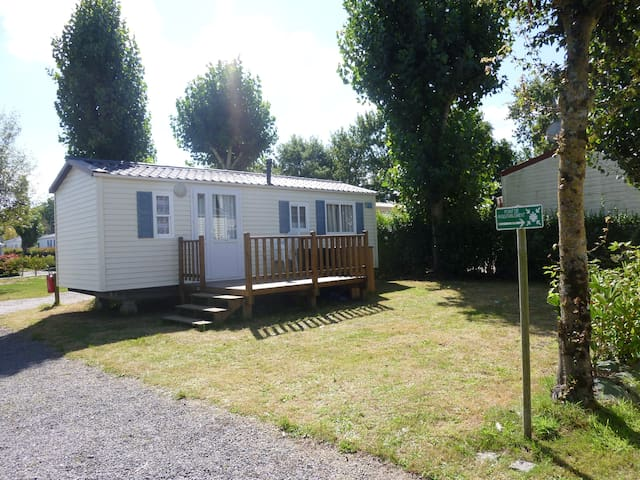 Apremont mobile home holiday.