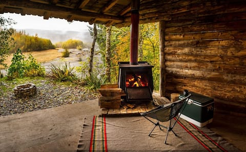 River *View* Cabin