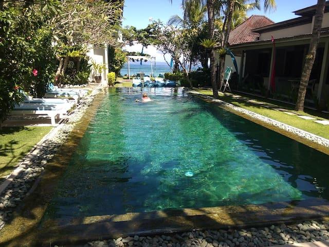 Ocean View Poolside AC Room @ Aquaria Eco Resort