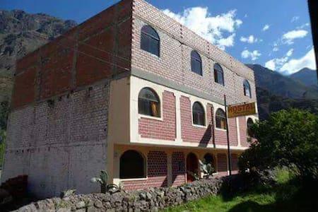 HOSTAL OBRAJILLO - CANTA - LIMA - PERU