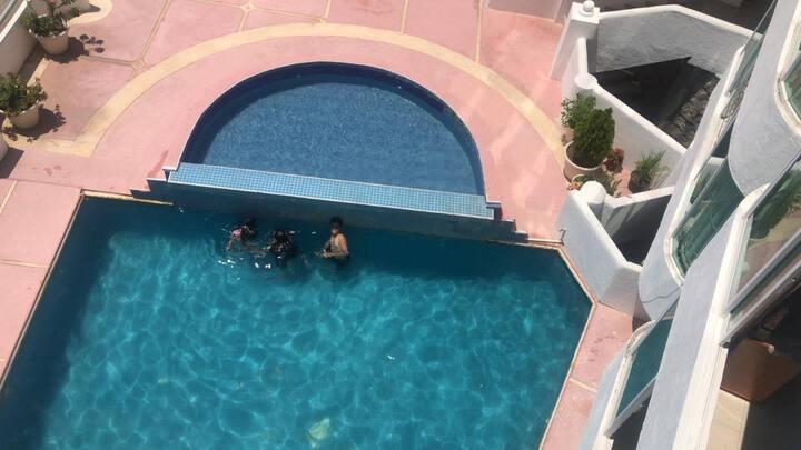 Depto. En Acapulco, Gro. Farallón, Cumbres de Fig.