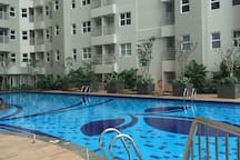 Swimming Pool at Ground Floor