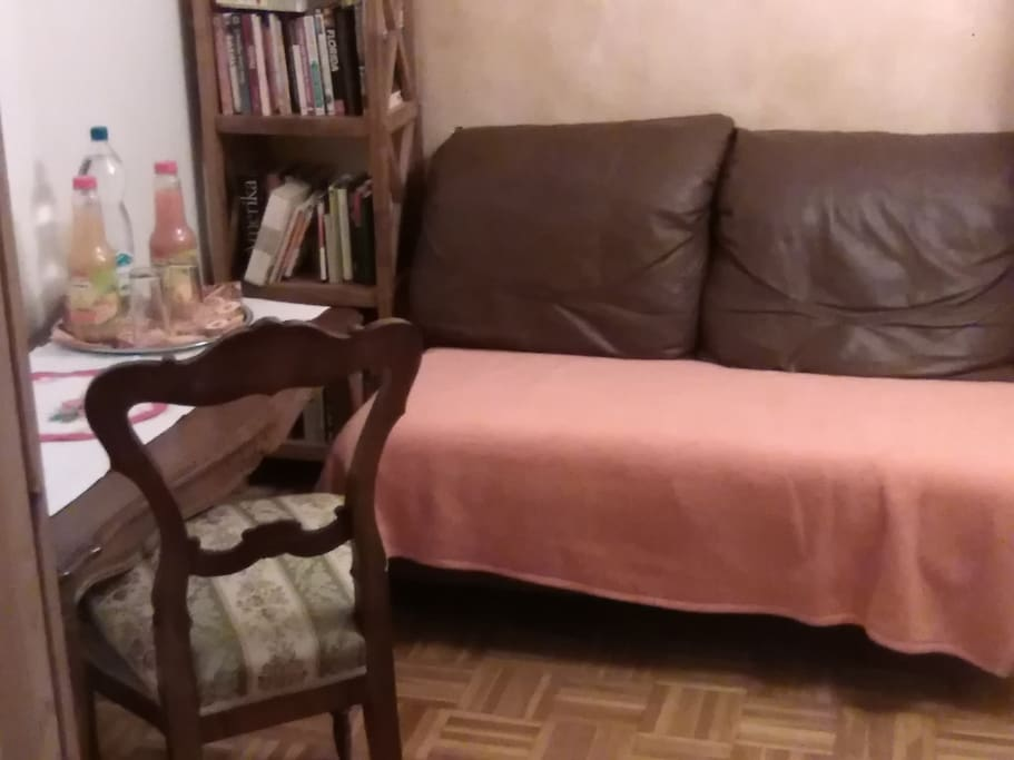 Gästezimmer - Sitzgelegenheit