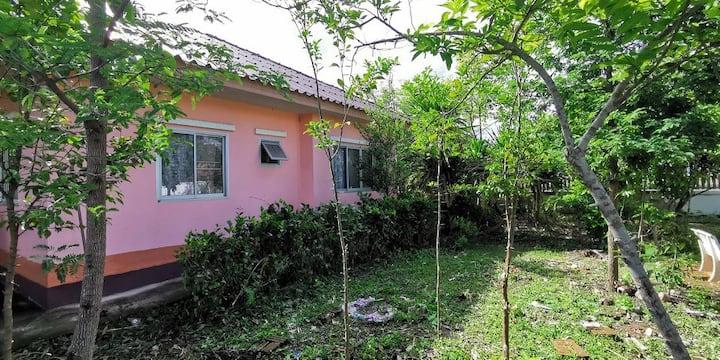 Chiang rai backyard house