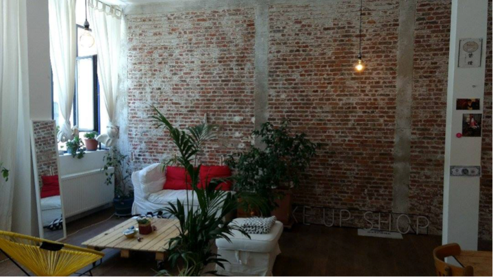 Beautiful loft in the Centre-town of Brussels