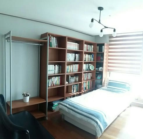 ☆ Jamsil ☆  A lovely apartment for  women only - Songpa-gu - Appartement