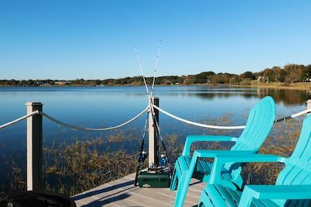 Orlando area-Ocoee  Florida-BoatHouse on Lake