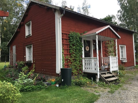 Eget hus i Bysala/Kolsva