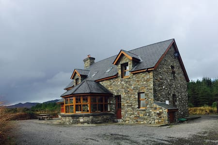 Sneem 'Ring of Kerry' Cottage - 4 Bed - Sneem - Дом