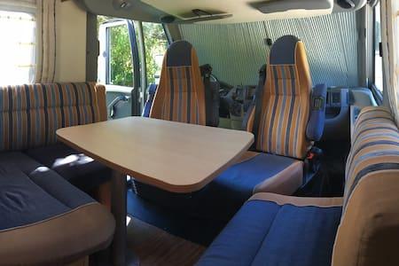 Et pourquoi pas un camping car ;-) - Saint-Genis-Pouilly - Asuntoauto
