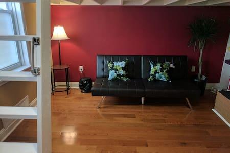 Central Philly Lofted Studio -- Best Location - Philadelphia - Apartment