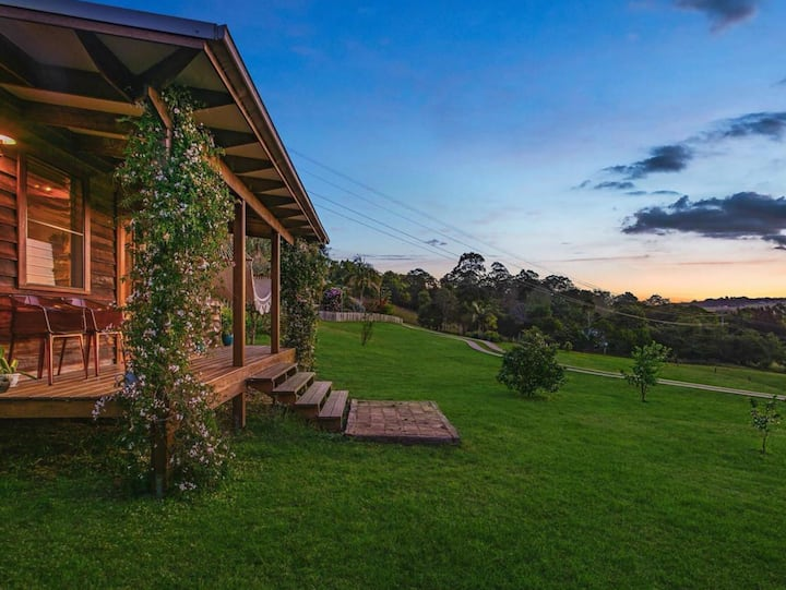 ♥ The Owl House - Boutique Stay Near Byron Bay ♥