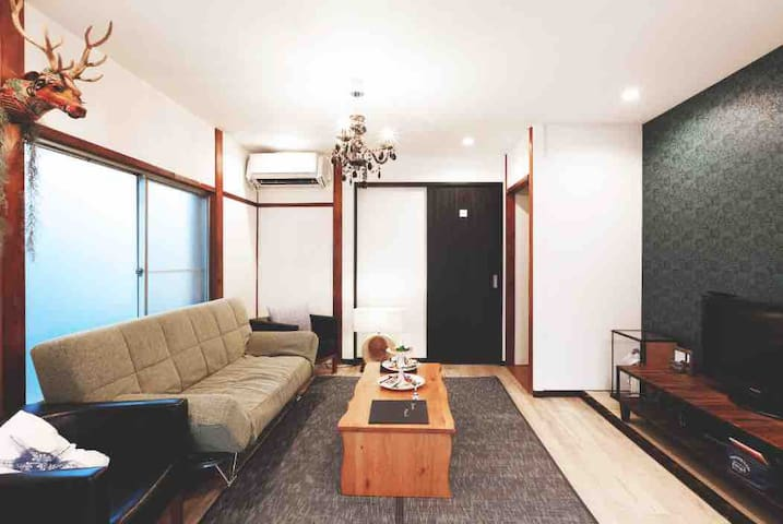 14min Kyoto sta Lake side House 京琉璃2