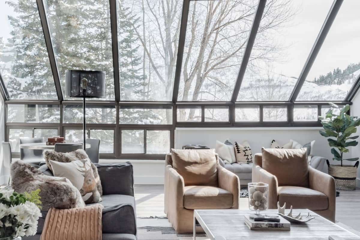 Hit the Slopes from a Chic Condo in Park City