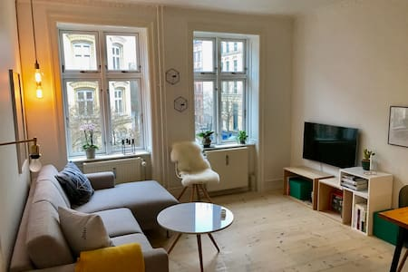 Cozy and stylish flat in the heart of Copenhagen - Frederiksberg - Apartment