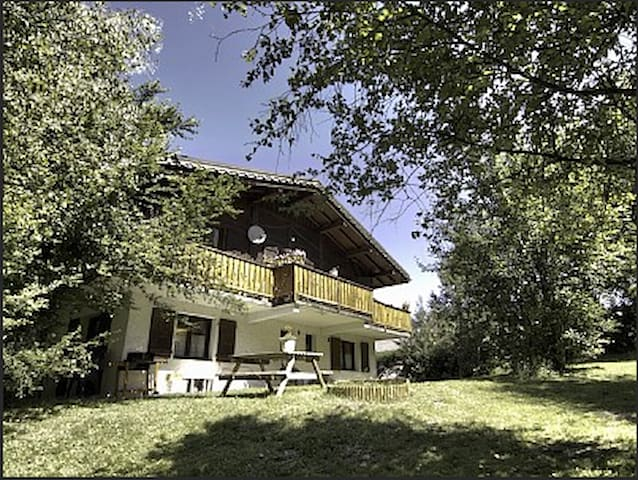 Chalet with garden and nice view - Chamonix - Chalet