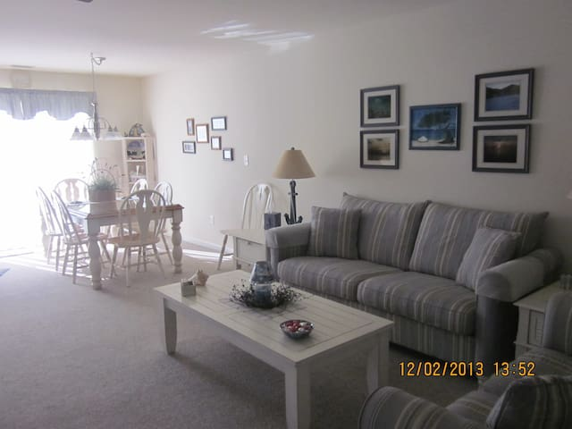 Town home three blocks from beach - Wildwood Crest - House